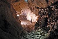 Un portal al infierno maya
