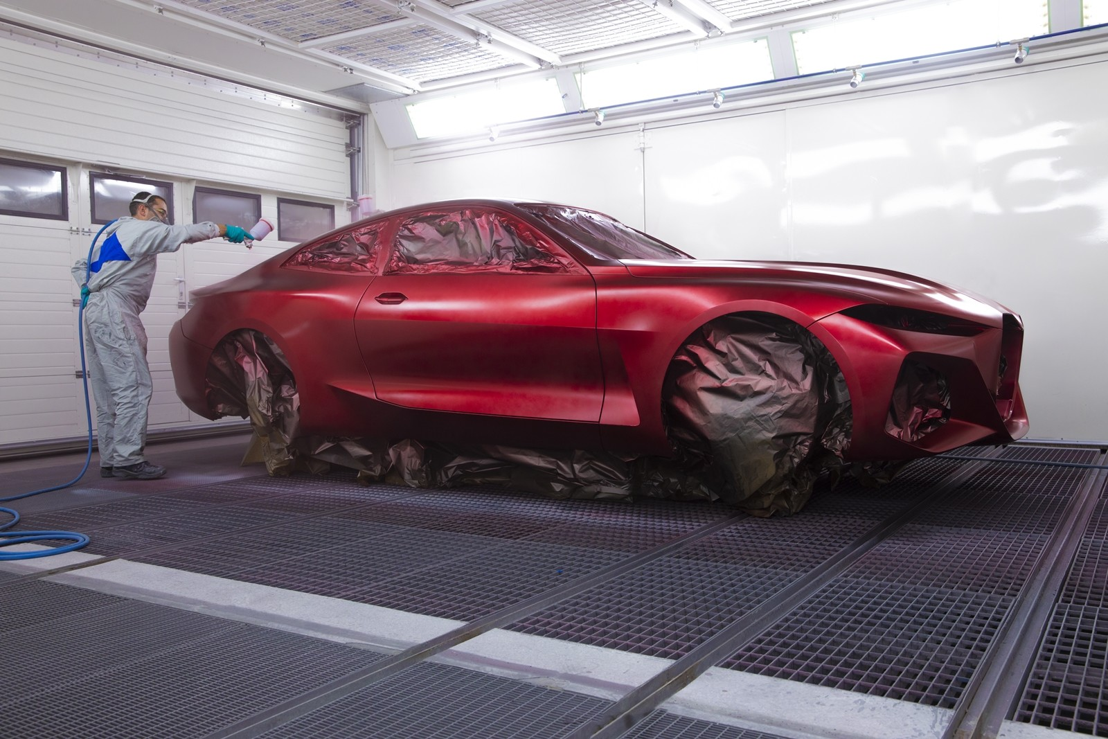 Foto de BMW Concept 4 (11/27)