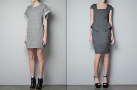 Claves De Estilo Para Ir De Shopping El Vestido Gris Un