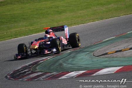 Test del Circuit de Catalunya. Galería de imágenes del lunes