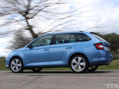 ¿Utilitario y capaz? Lo comprobamos con el Škoda Fabia Combi (parte 2)