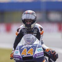 Arón Canet dejará el equipo de Jorge Martínez Aspar por el de Sito Pons para asaltar Moto2 en 2022