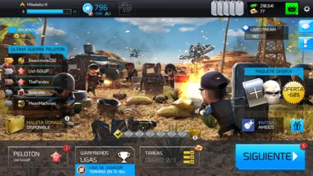 WarFriends, el juego en el que se junta todo lo peor del free-to-play