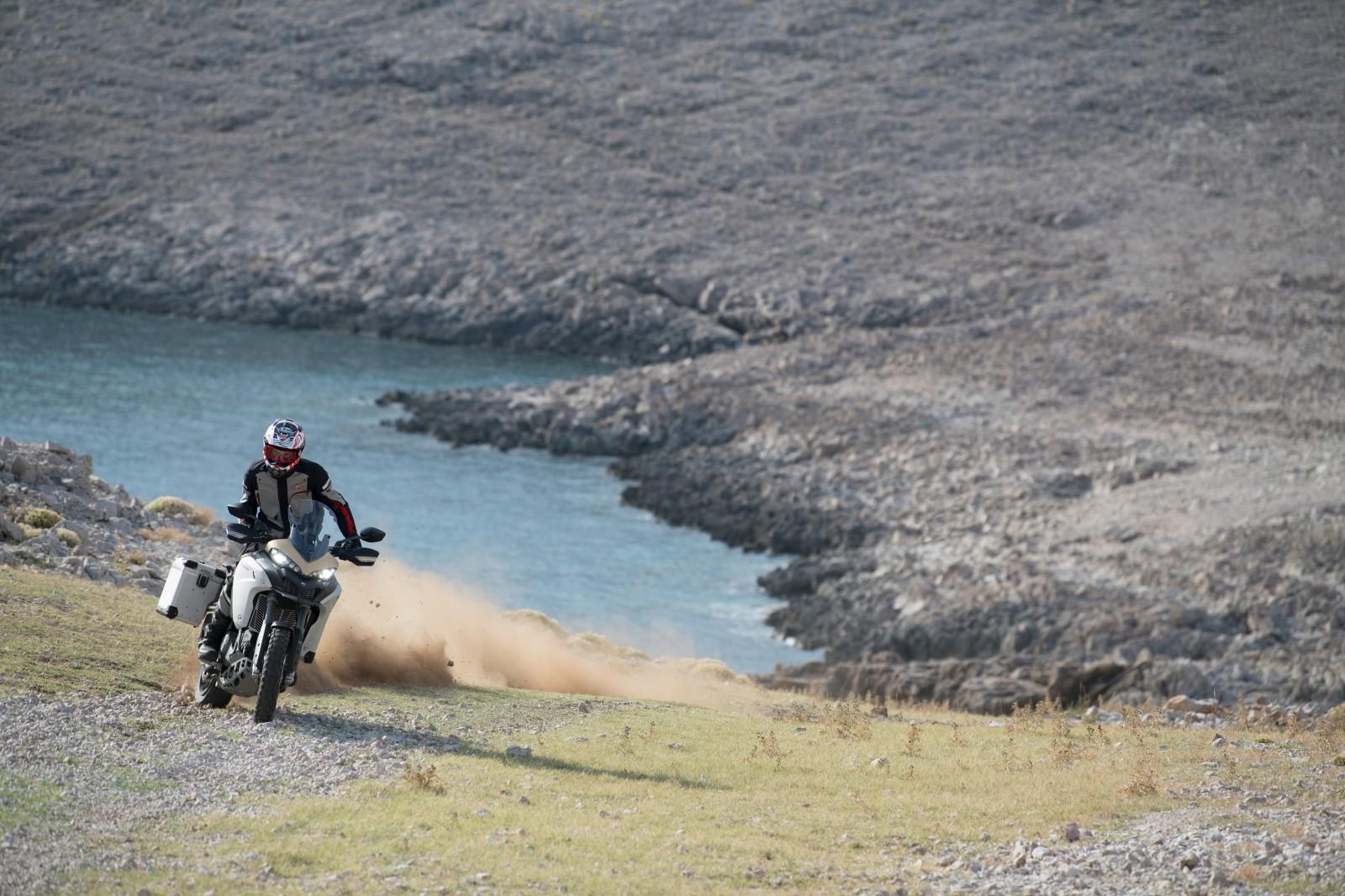 Foto de Ducati Multistrada 1260 Enduro 2019 (57/68)