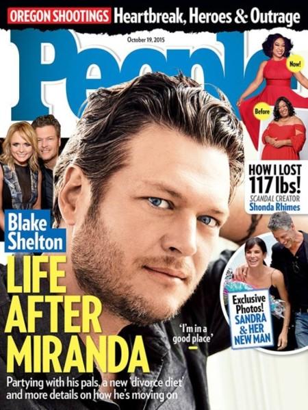 El renacer de Blake Shelton sin Miranda Lambert