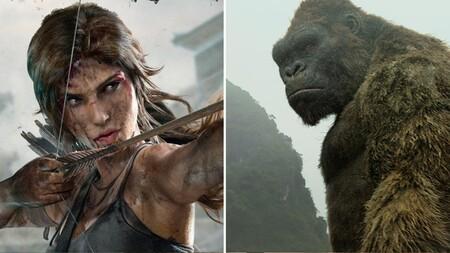 Lara Croft y King Kong fichan por Netflix: la plataforma prepara animes de 'Tomb Raider' y 'Kong: La isla Calavera'