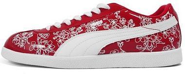 San Valentín: romance a paso firme con zapatillas Puma