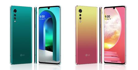LG Velvet: conectividad 5G en un diseño curvado y alargado que inaugura la nueva línea del fabricante