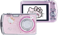Casio Exilim EX-Z2 edición especial Hello Kitty: ideal para niñas