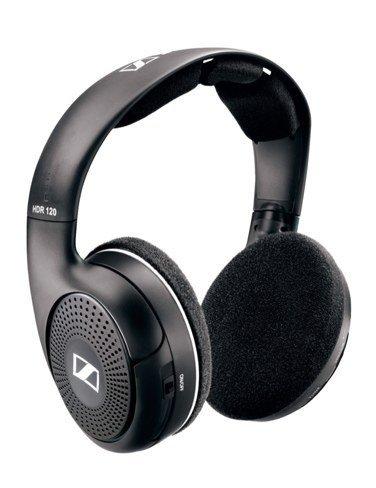 Sennheiser RS119 Duo, auriculares inalámbricos para compartir