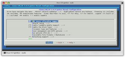 Programando módulos para el Kernel de Linux