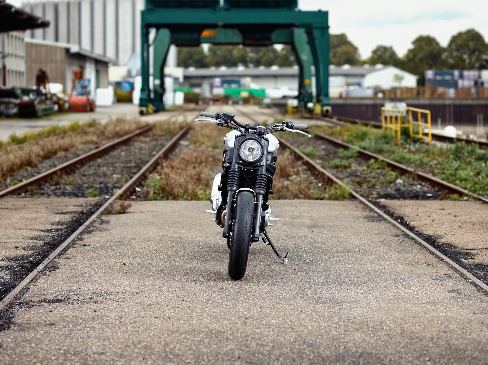 Foto de Yamaha XSR700 Super 7 by JvB-Moto (10/25)