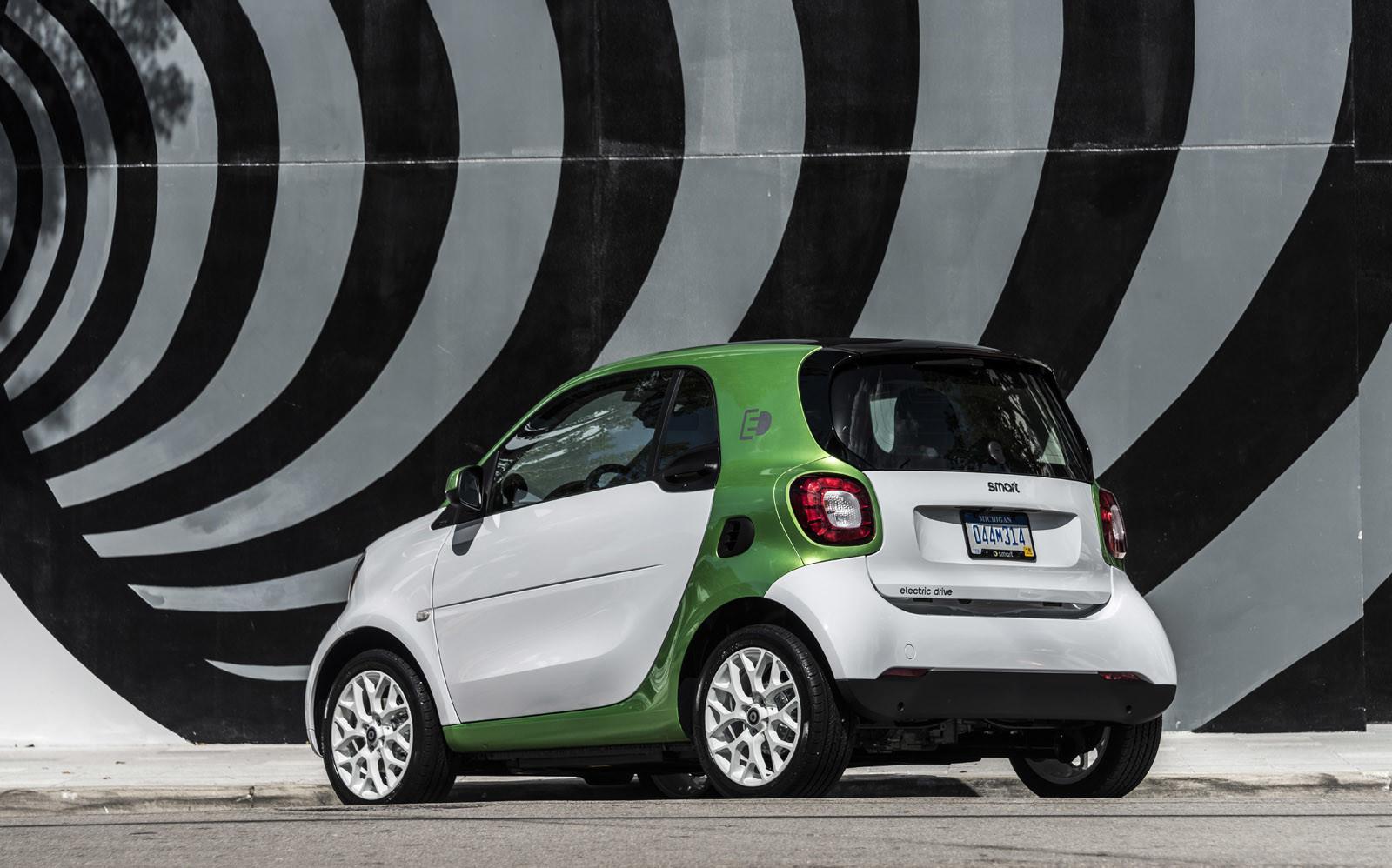 Foto de smart fortwo Electric Drive, toma de contacto (114/313)