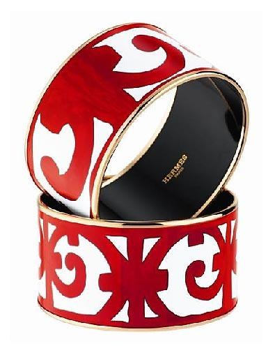 Brazaletes de Hermès