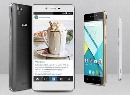 Blu Studio Energy: el móvil de la batería de los 5.000 mAh y los cuatro días de autonomía