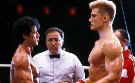 'Rocky IV': una delirante maravilla que hace funambulismo entre el ridículo y la genialidad
