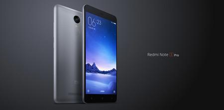 """Xiaomi Redmi Note 3 Pro ya se puede comprar en México de forma """"oficial"""""""