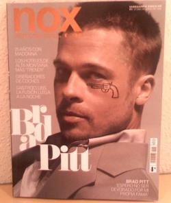 ¿Qué lado de Brad Pitt te gusta más?