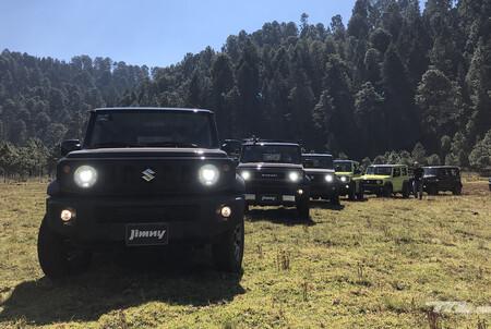 Suzuki Jimny 2021 Opiniones Lanzamiento Mexico 17