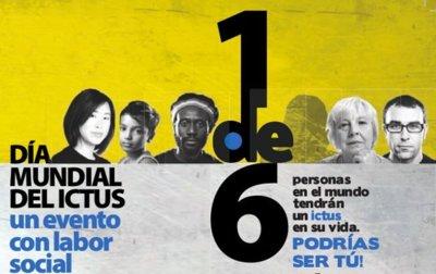 Día Mundial del Ictus: algunos datos para tener en cuenta