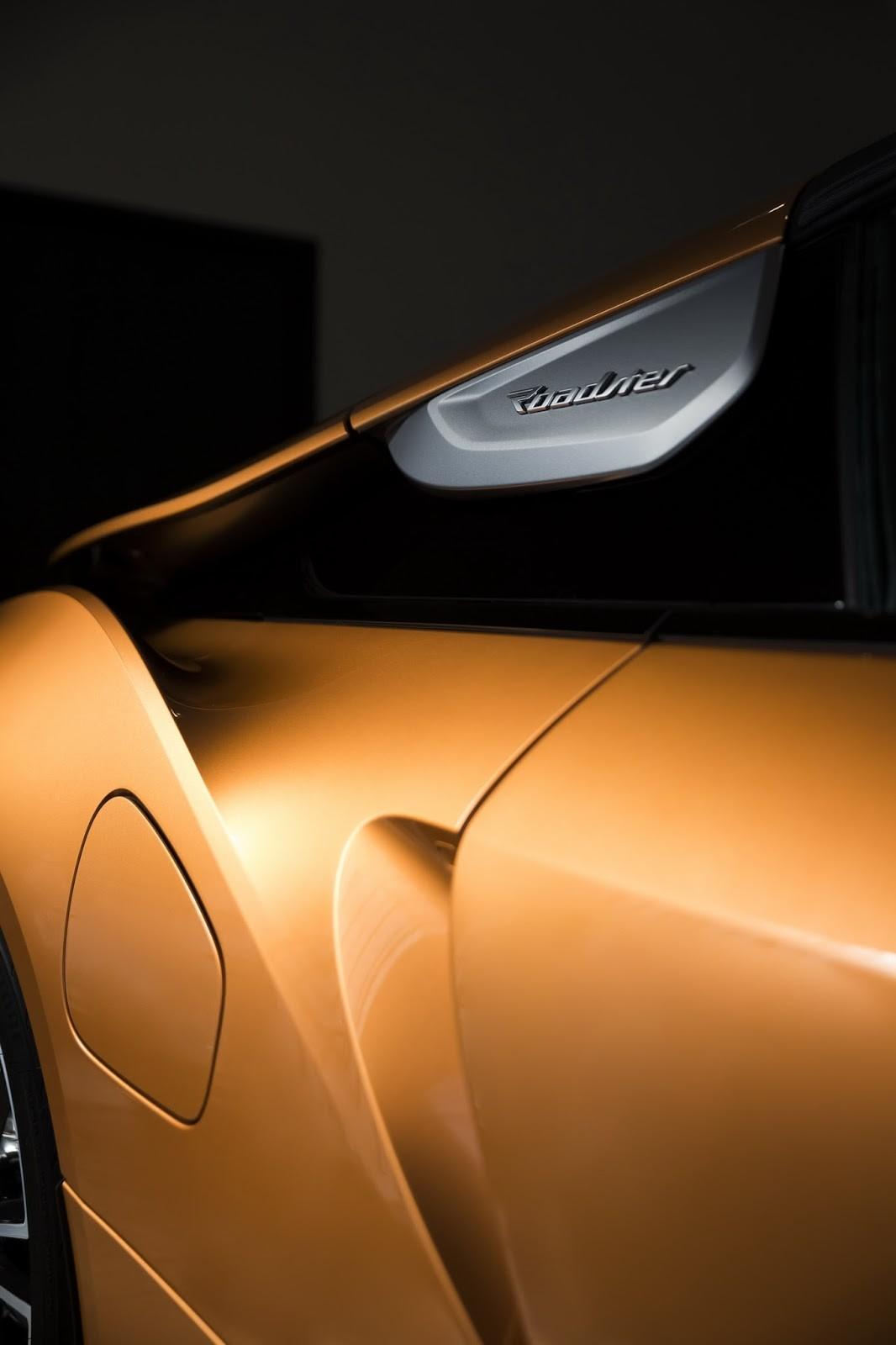 Foto de BMW i8 Roadster (primeras impresiones) (30/30)