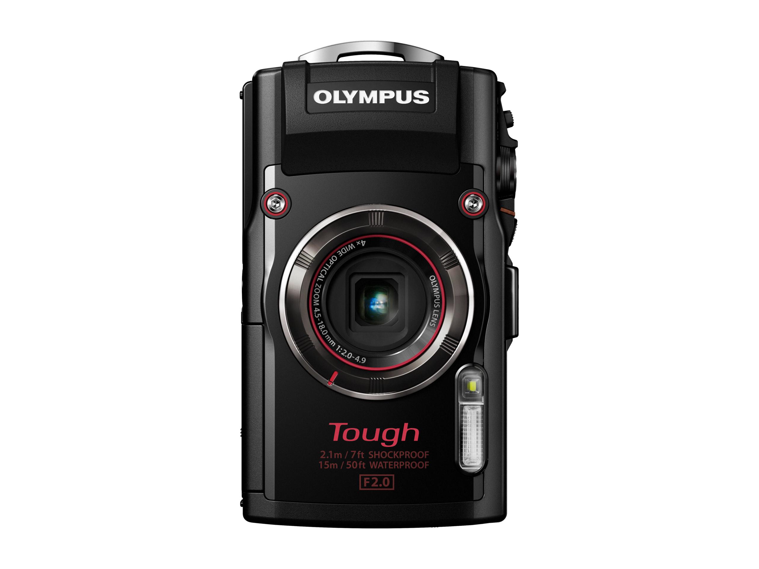 Foto de Olympus Stylus Tough 4 (14/17)