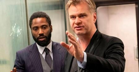 """Christopher Nolan afirma que 'Tenet' tiene """"menos planos con efectos visuales que la mayoría de comedias románticas"""""""
