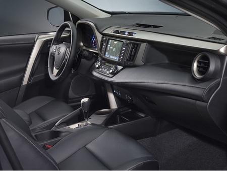 Nuevo Toyota RAV4 2013