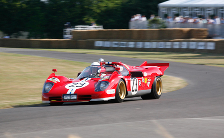 Ferrari 512 S - Goodwood