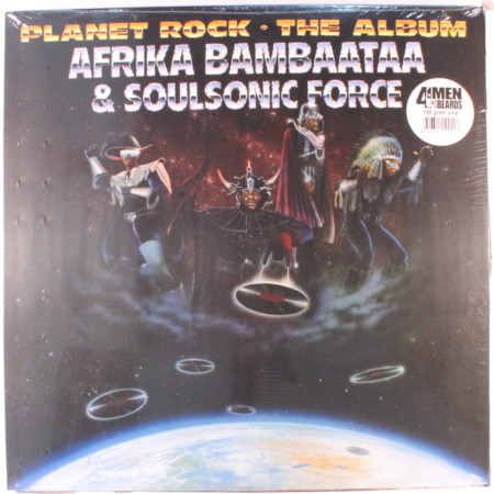 Afrika Bambaataa And Soulsonic Force Planet Rock