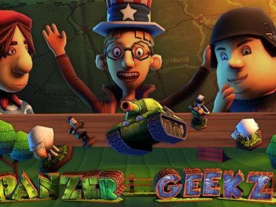 Panzer Geekz, acción y aventura para teléfonos Lumia
