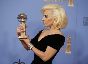 Pedazo reparto de premios en los Globos de Oro 2016