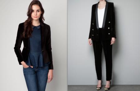 Claves de estilo para ir de shopping: hazte con una prenda en terciopelo