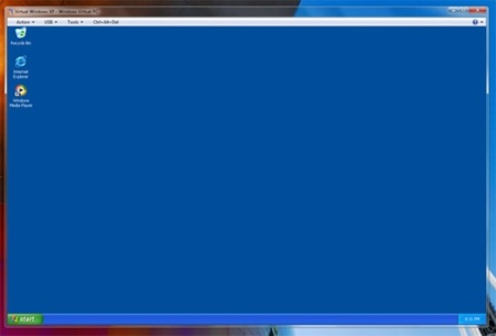 Conoce si tu ordenador podrá ejecutar el modo de virtualización de Windows XP en Windows 7