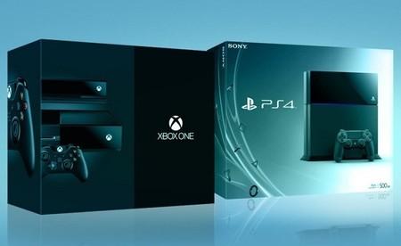 El PS4 se ha venido en mayor cantidad, pero el Xbox One mucho más rápido, ¿Tenemos ganador?