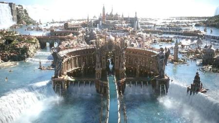 Final Fantasy Xv Altissia