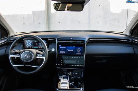 Hyundai Tucson Prueba De Manejo Opinones Mexico Resena 50
