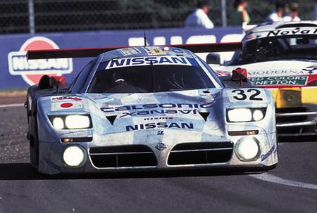 Nissan R390 GT1 #32 Le Mans 1998