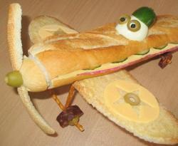Cuisine Sandwich, ideas para presentar los bocadillos