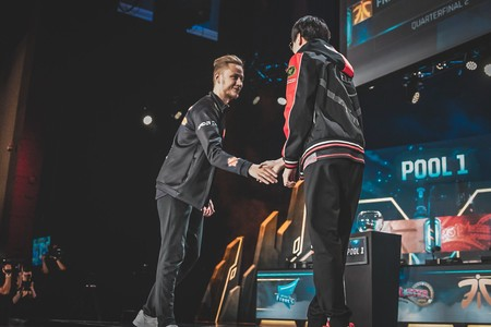 Fnatic  gana a Edward Gaming y se enfrentará a Cloud9 en semifinales de Worlds 2018