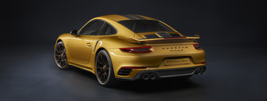 Porsche 911 Turbo S Exclusive Series: con 607 caballos, es el Turbo más potente de la historia