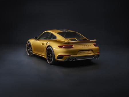 Porsche 911 Turbo S Exclusive Series: con 607 caballos, es el Turbo más potente de la historia