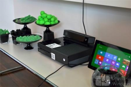 Toma de contacto con Xbox One un mes antes de su lanzamiento, vídeo incluido