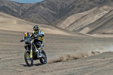 Pablo Quintanilla Dakar 2018
