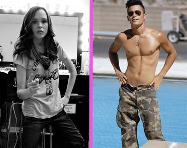 Ellen Page y Jared Leto lo tienen claro: comerse un apionabo nunca fue tan sexy