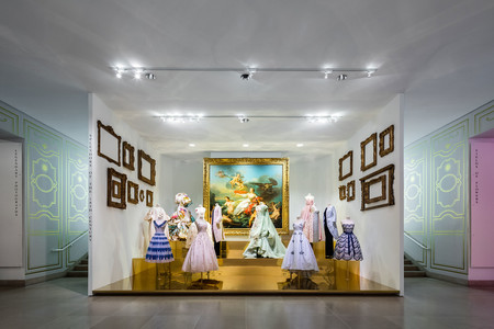 Dior Dallas Exhibition Scenography C James Florio 9