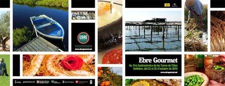 Ebre Gourmet, 4ª feria gastronómica de las Tierras del Ebro