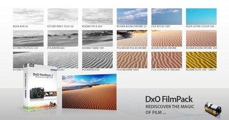 Un vistazo al nuevo DxO Labs Filmpack 3