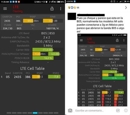Xiaomi Lte Banda B5 Att