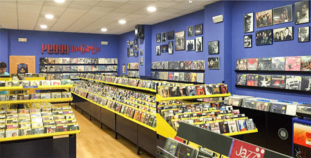 Peggy Records Tienda